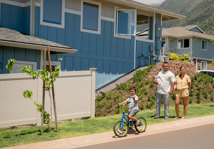 Hawaiian Community Assets Financial Assistance for Native Hawaiians homeownership and rent assistance and help for farmers hawaii