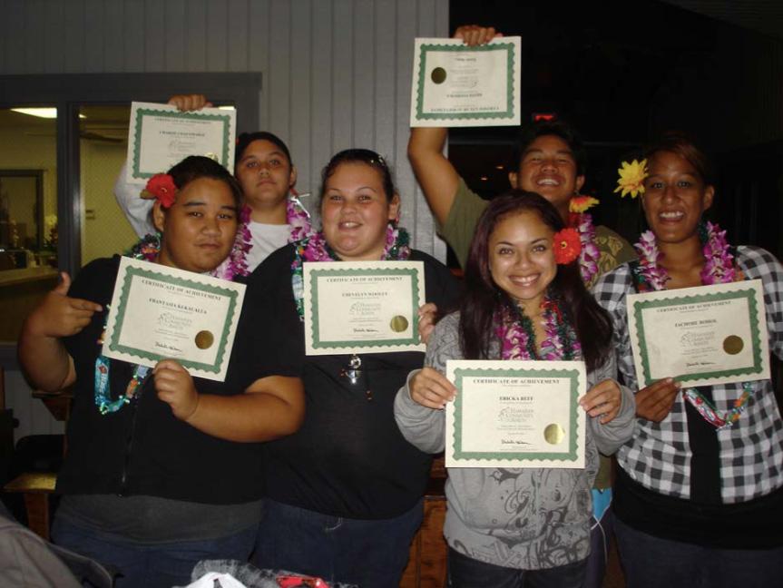 Kahua Waiwai Educational Program with Hawaiian Community Assets