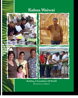 Kahua Waiwai - Home Buyer Edition